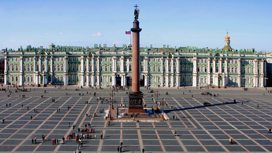 The State Hermitage Museum, St Petersburg
