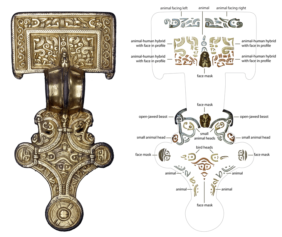 Decoding the square-headed brooch.