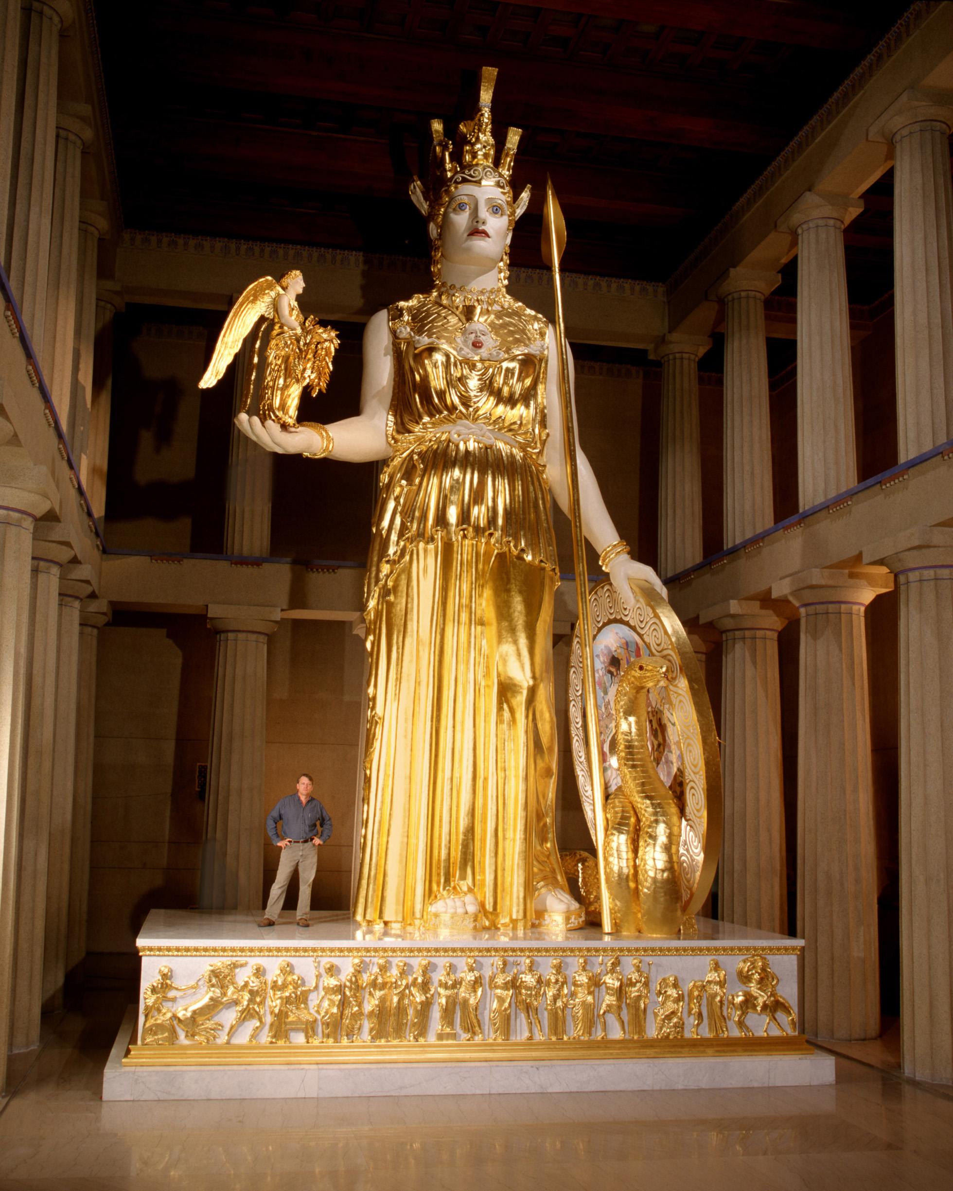 An introduction to the Parthenon and its sculptures – The