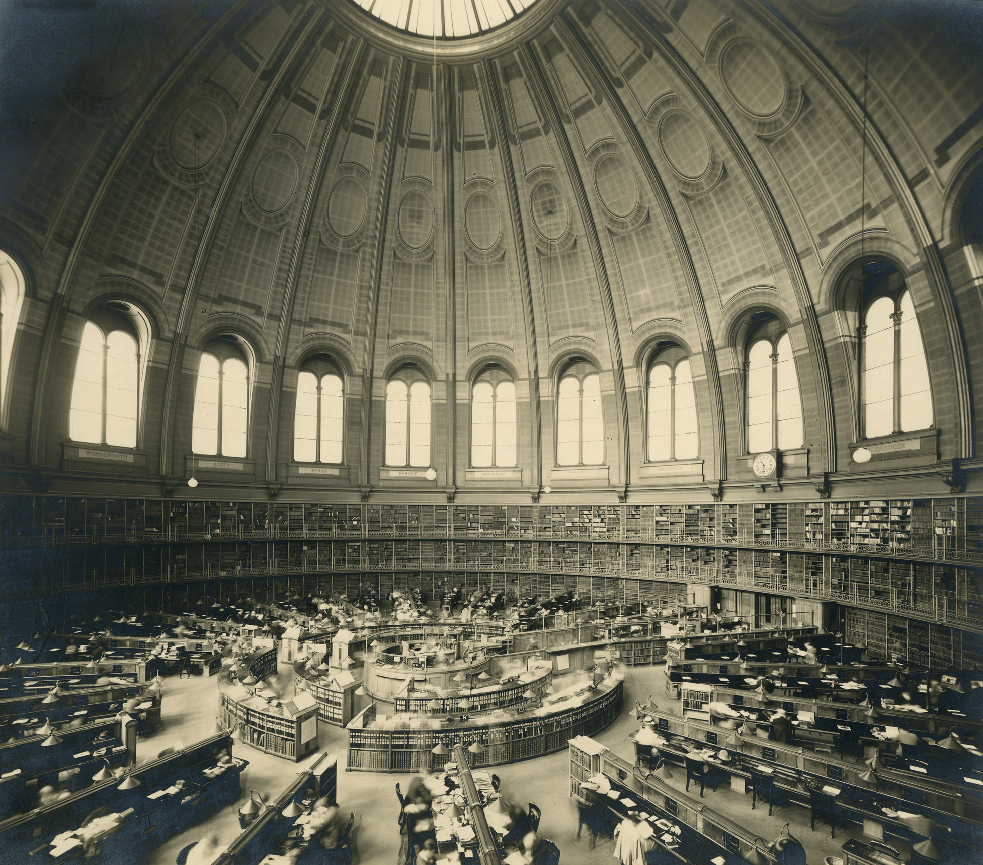 The Round Reading Room at the British Museum – The British Museum Blog