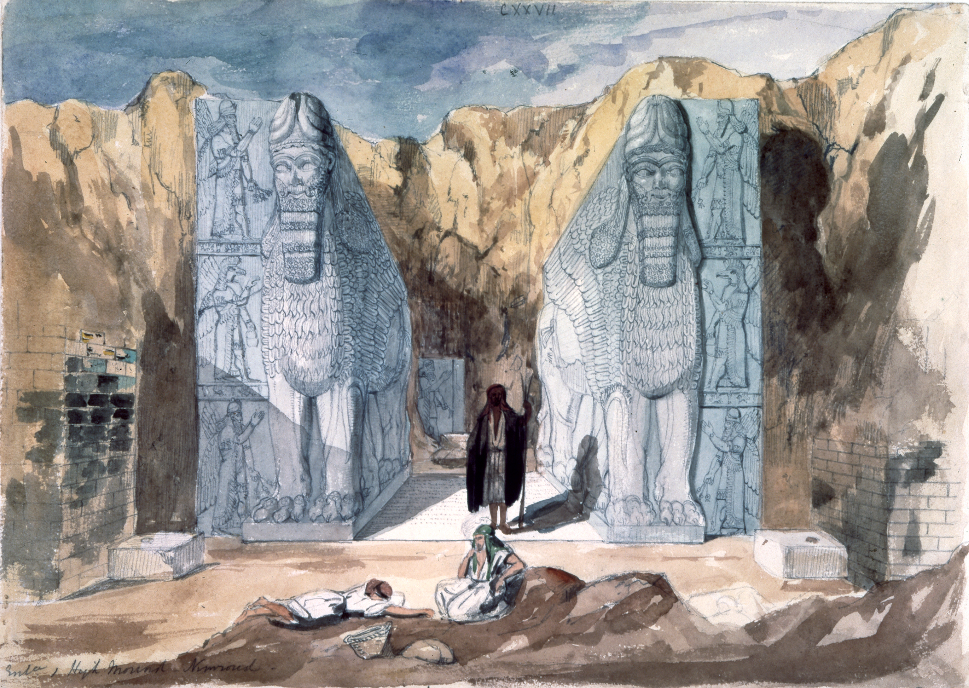 Sparking the imagination: the rediscovery of Assyria's great lost city
