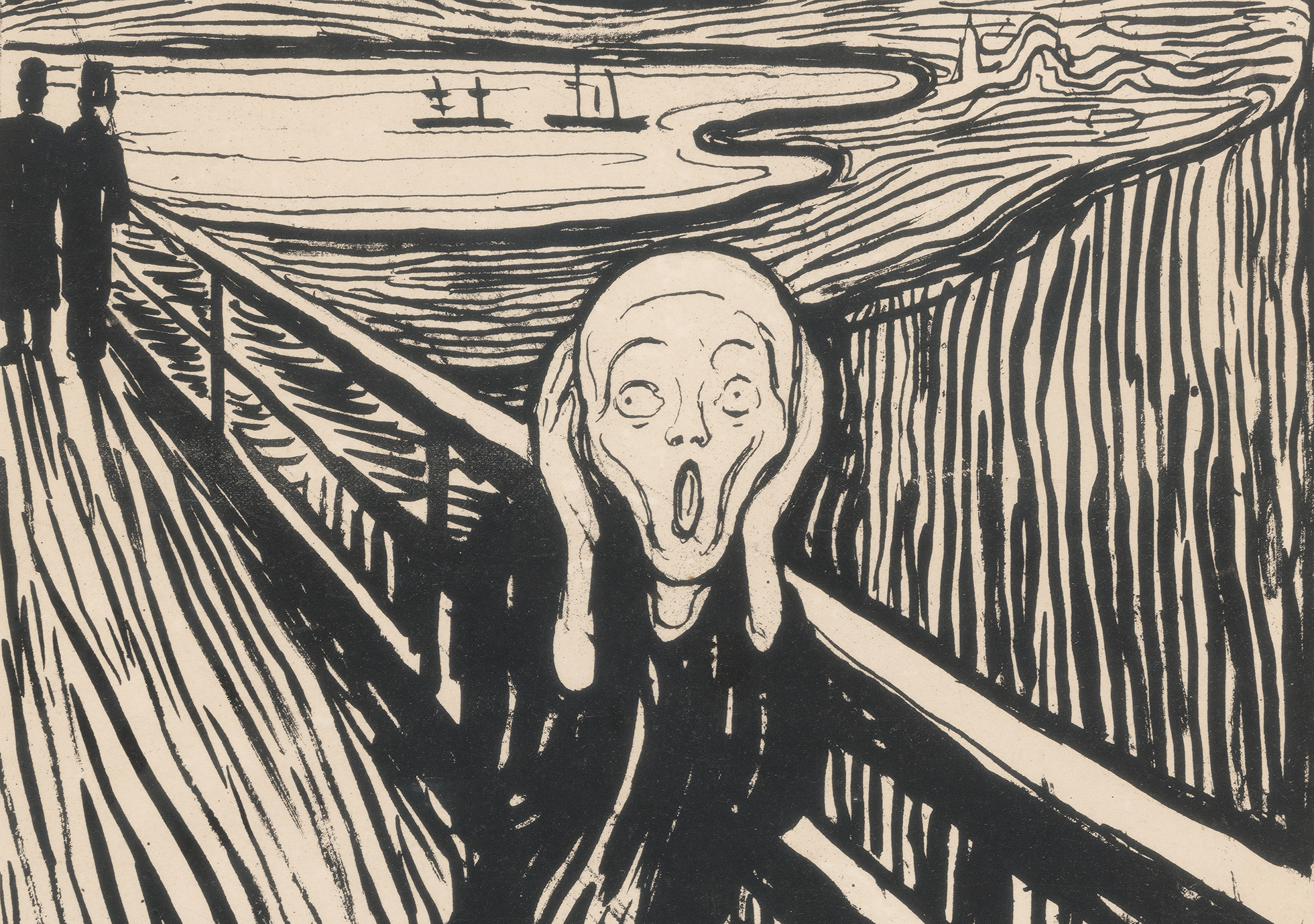 10 things you may not know about The Scream - British Museum Blog