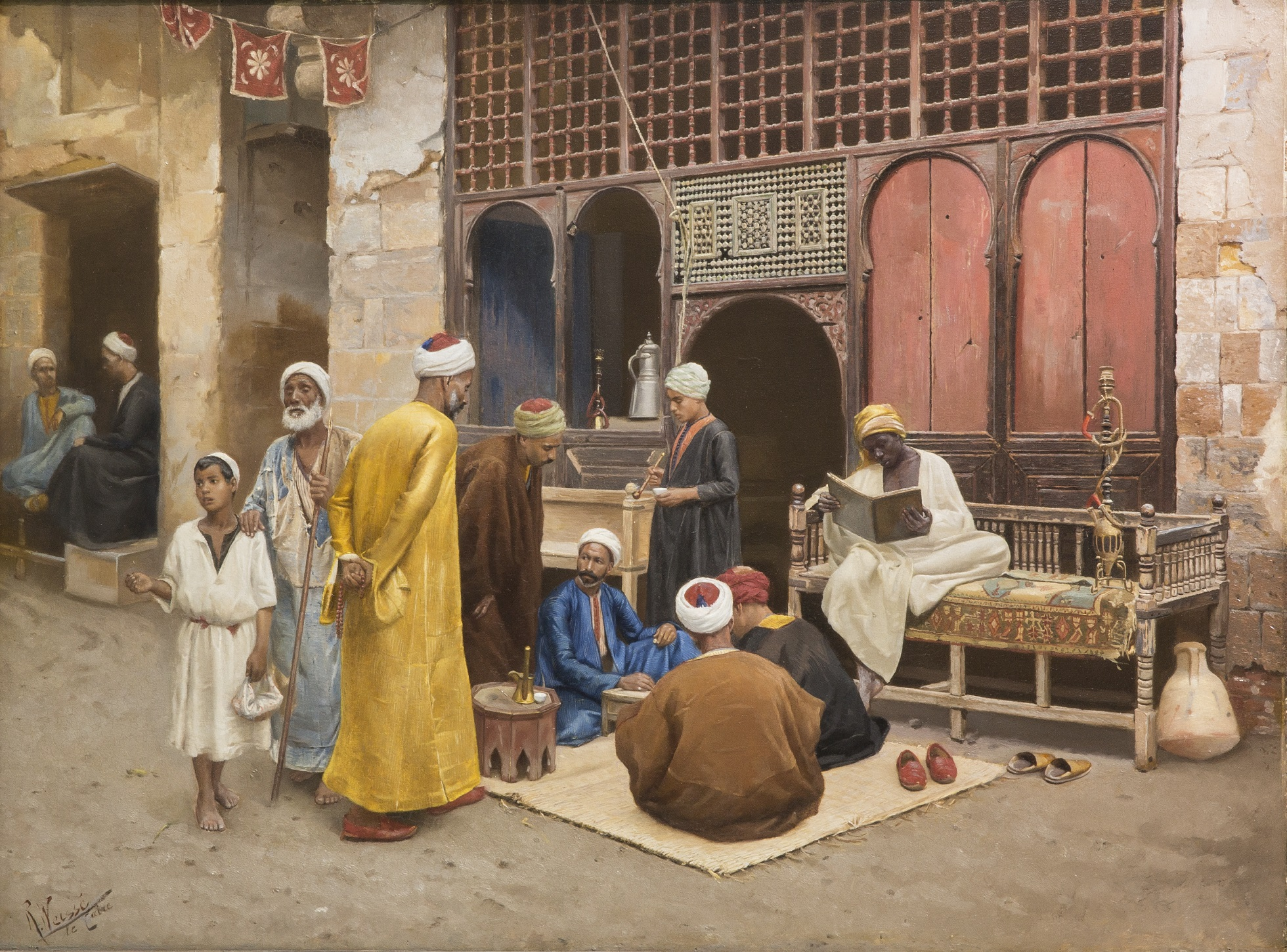 How Did The Islamic World Influence Western Art The