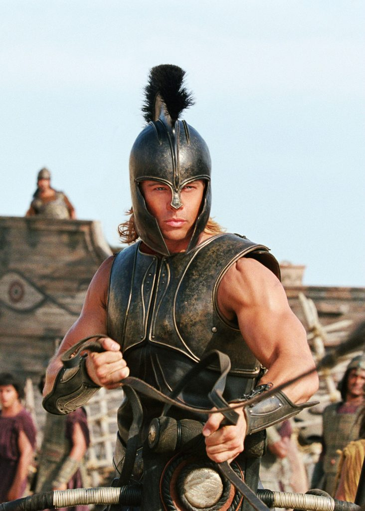 Troy disappointing movies