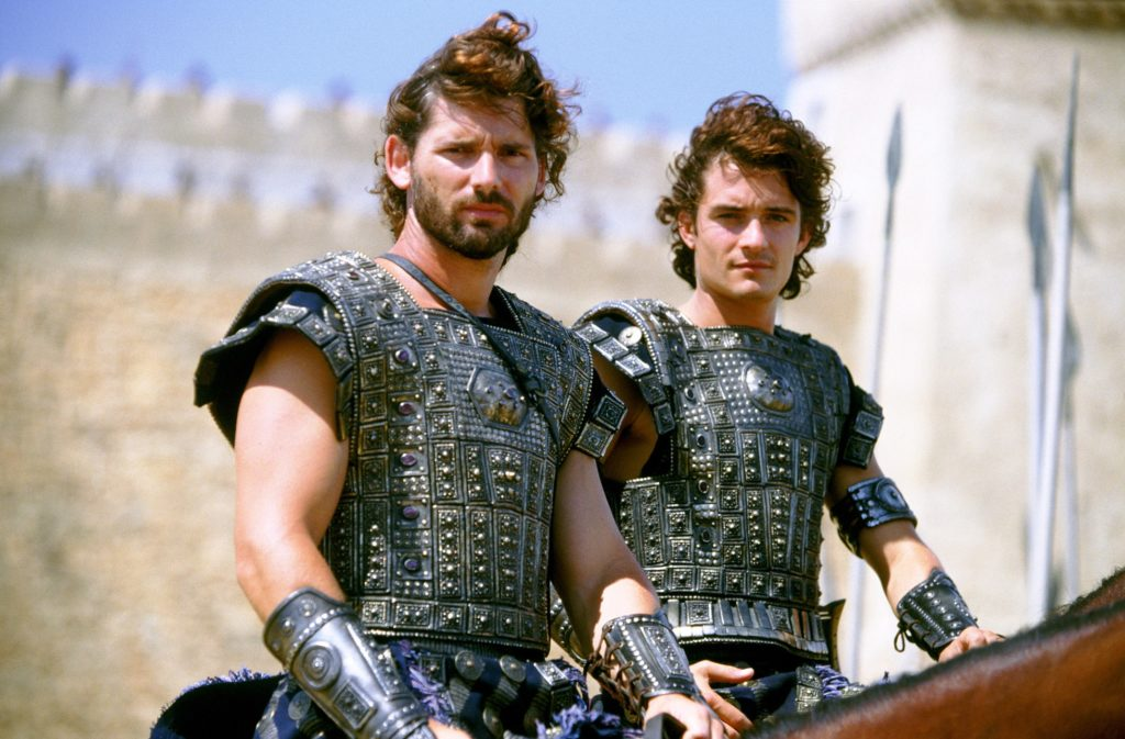 Troy Behind The Scenes Of A Hollywood Epic The British Museum Blog