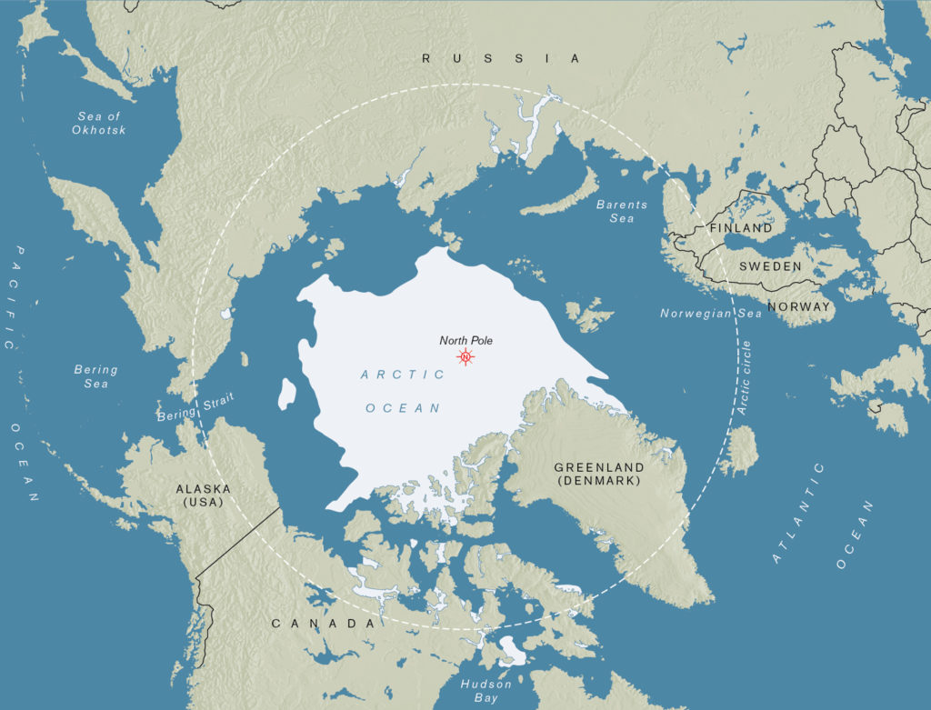 An introduction to the Arctic